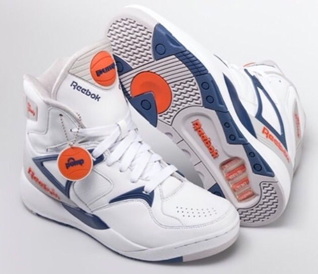 reebok pump up training sneakers