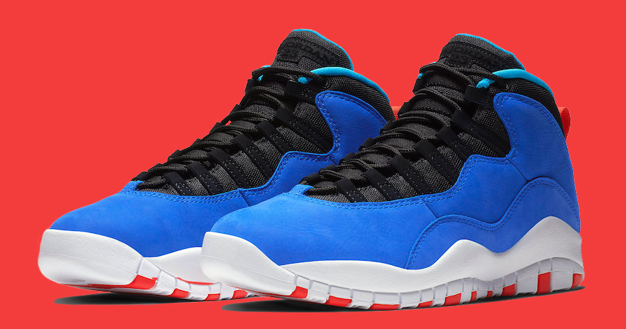 "Official Photos // Air Jordan 10 Tinker ""Huarache Light"""