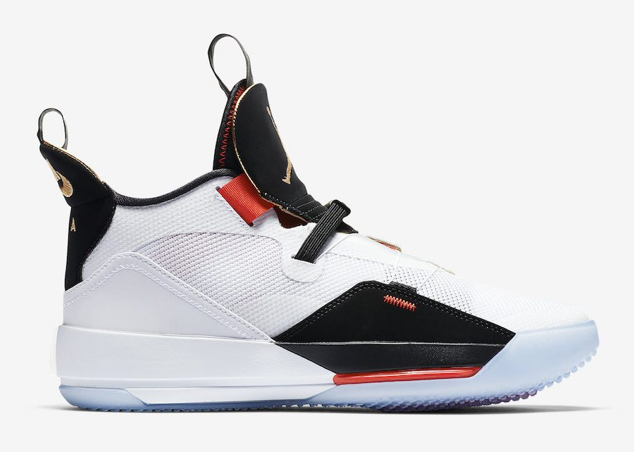 "Official Images // Air Jordan 33 ""Future of Flight"""