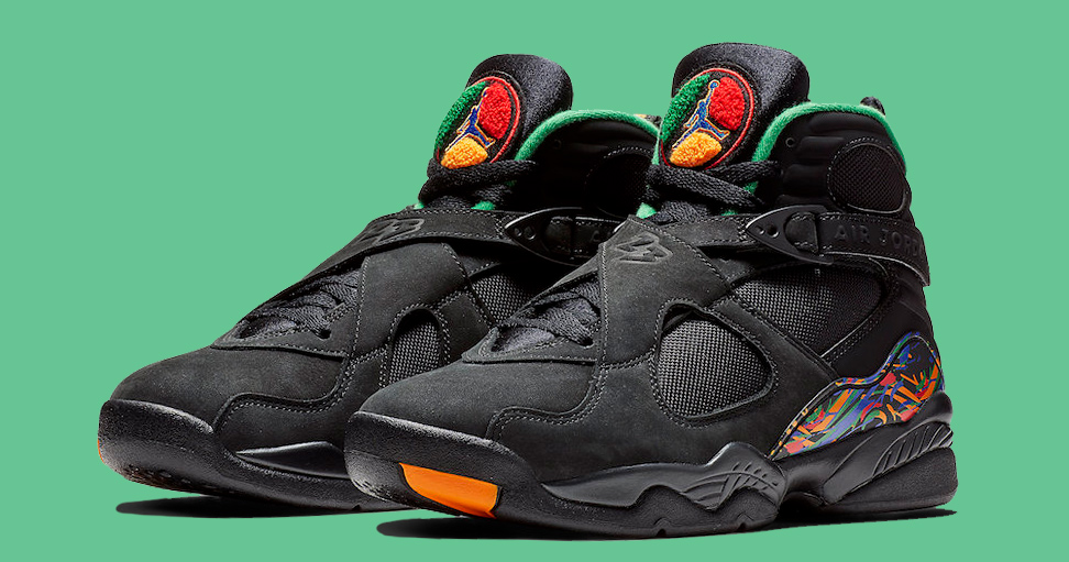 5de83bb83a93 The Air Raid-inspired Jordan 8 is Releasing These Holidays - HOUSE ...