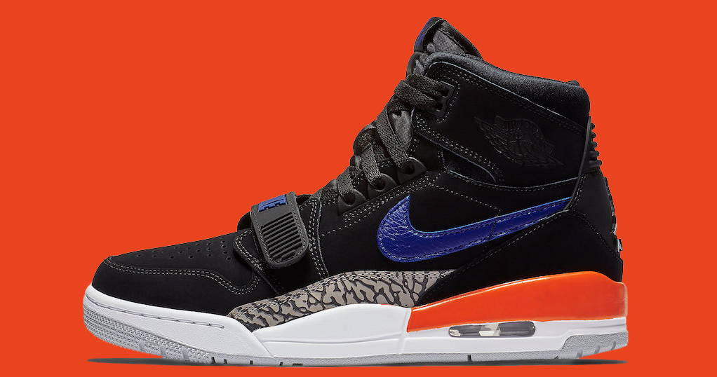 "los angeles 8568b bc5c1 Official Images    Air Jordan Legacy 312 ""Knicks"""