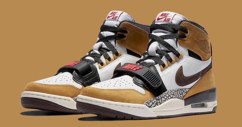 "Official Images // Air Jordan Legacy 312 ""Rookie of the Year"""