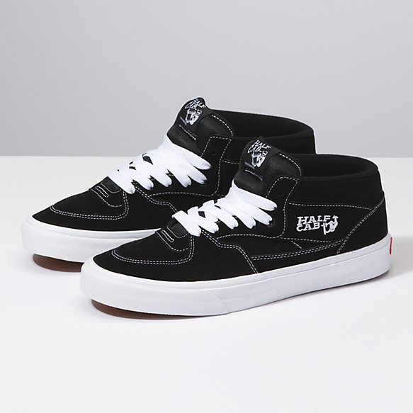 new product 7ce47 be3d1 If we re talking skate shoes, there is none better than Steve Caballero s  Vans Half Cab. It is, to this day, regarded as the single best skate shoe  ever ...