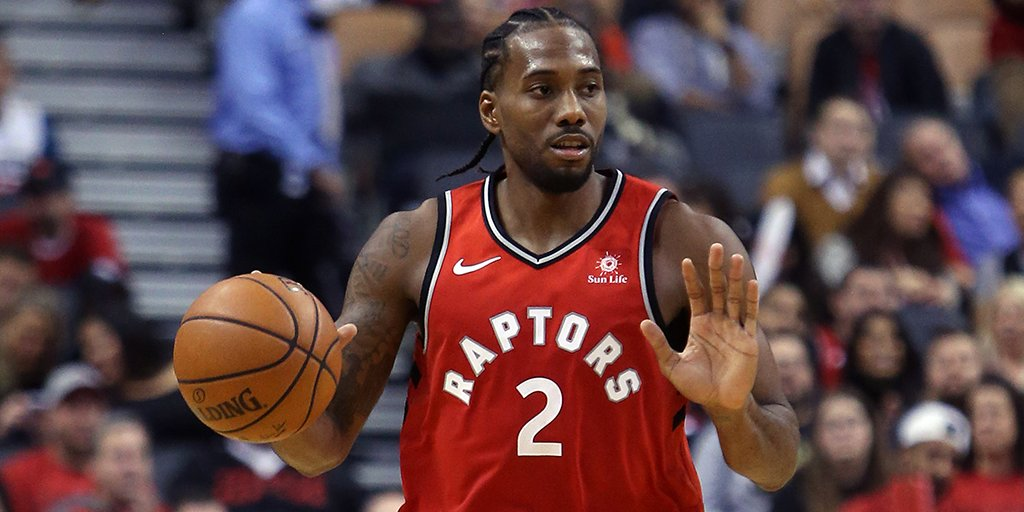 VIDEO // Kawhi Leonard's Highlights Against Celtics Prove He's King of the East