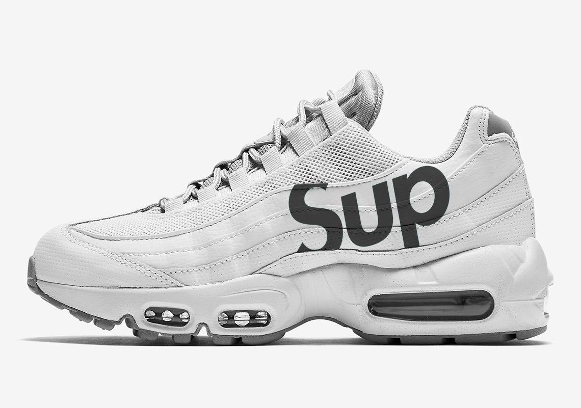 Supreme to Team Up on the Air Max 95
