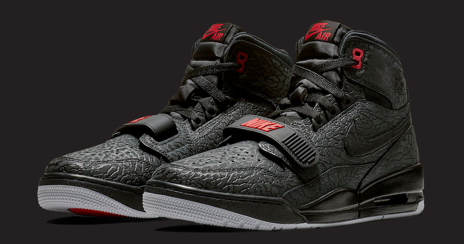The Air Jordan Legacy 312 Arrives in Elephant Print