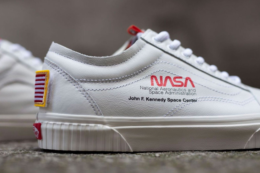 This Intergalactic Vans Old Skool is Ready for Liftoff