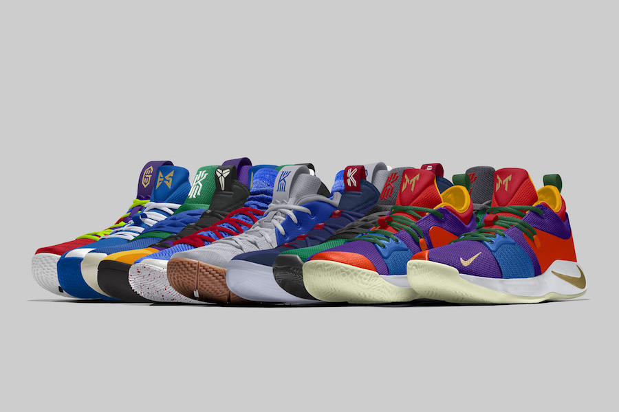 wholesale dealer f9e7f 661ee Nike Unveil Their NBA Opening Night PE Collection - HOUSE OF HEAT ...