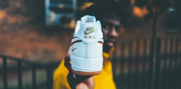 super popular b0289 cbcf1 Nike are Letting You Design Your Own Nigel Sylvester x Air ...