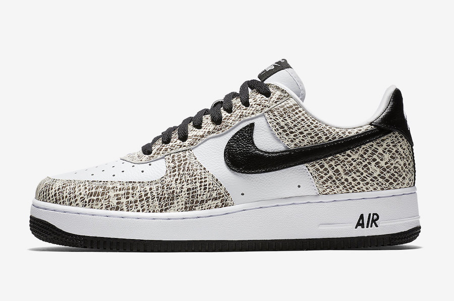 """The Air Force 1 """"Cocoa Snake"""" Rumored to Re-release at ComplexCon"""