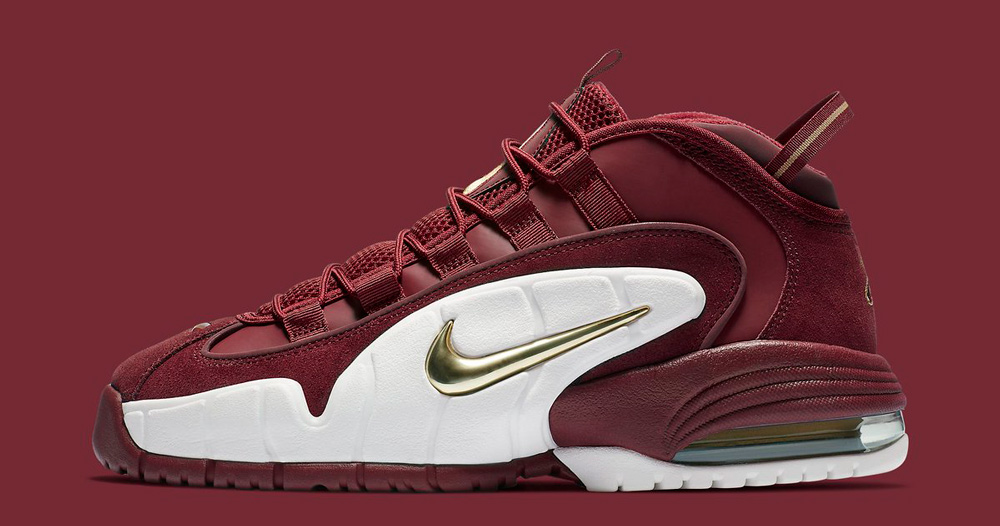 new concept cb0b8 6f463 Lil' Penny is Back on the Nike Air Max Penny 1