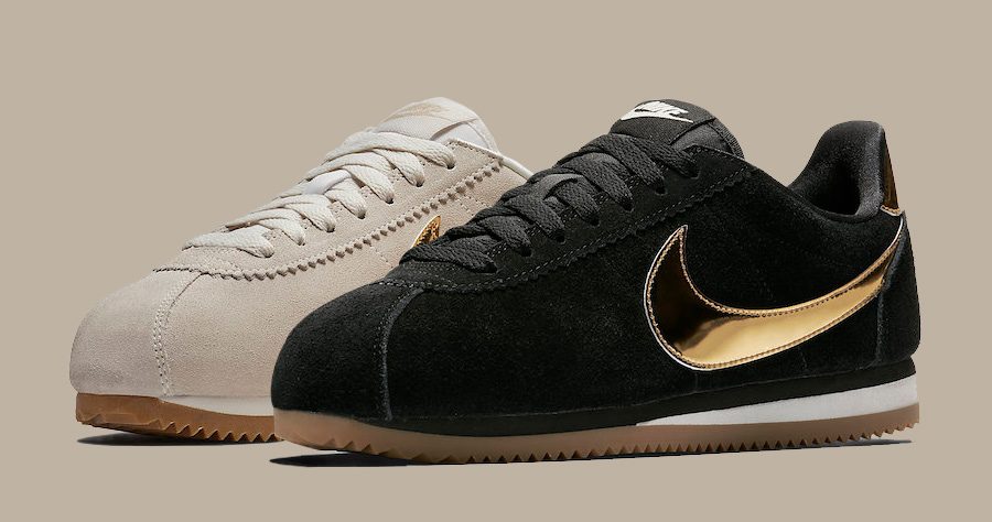Nike's Cortez Gets Luxed the Fk Up!