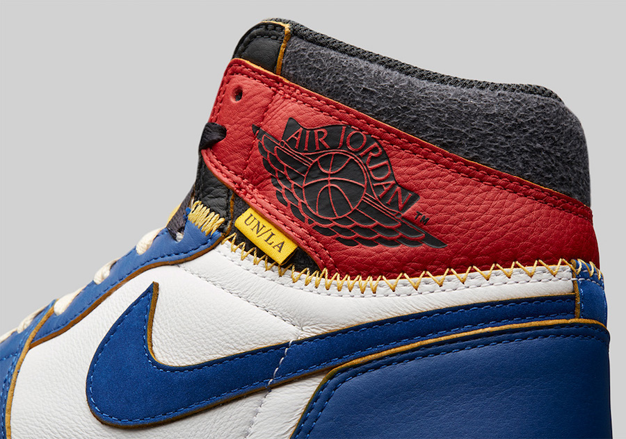 Jordan Brand Unveil the Two Union LA x Air Jordan 1s