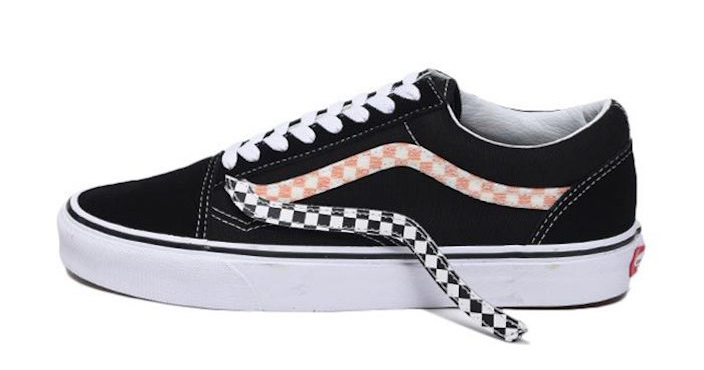 These Two Old Skools Come With Removable Jazz Stripes
