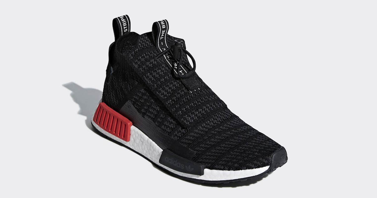 "This ""Bred"" NMD TS1 is on the Way"