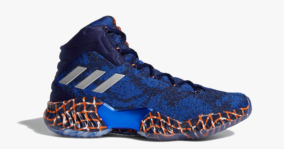 "The Kristaps Porzingis ""Unicorn"" adidas Pro Bounce Releases Tomorrow!"