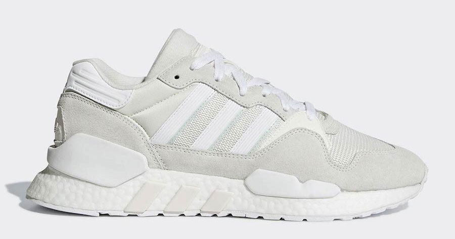 The adidas ZX 930 x EQT is Going Grey