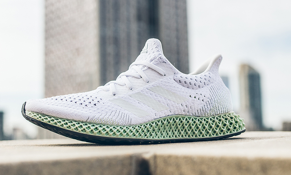 adidas Set to Release an All-New 4D Model