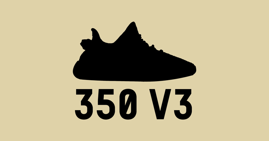 Confirmed! The adidas YEEZY 350 V3 for 2019