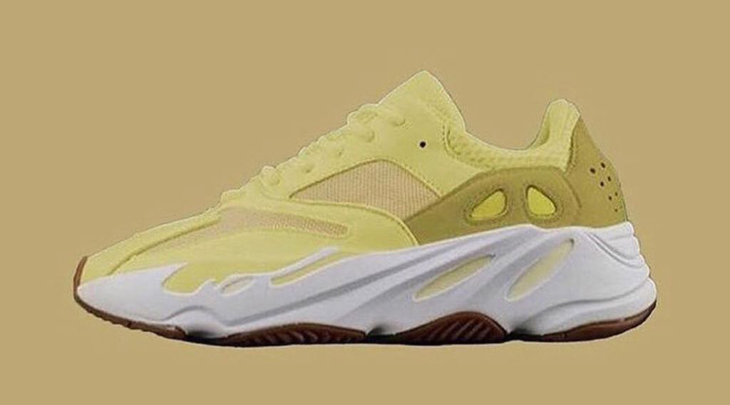 There's a 'Semi-Frozen Yellow' YEEZY 500 Rumored to Release