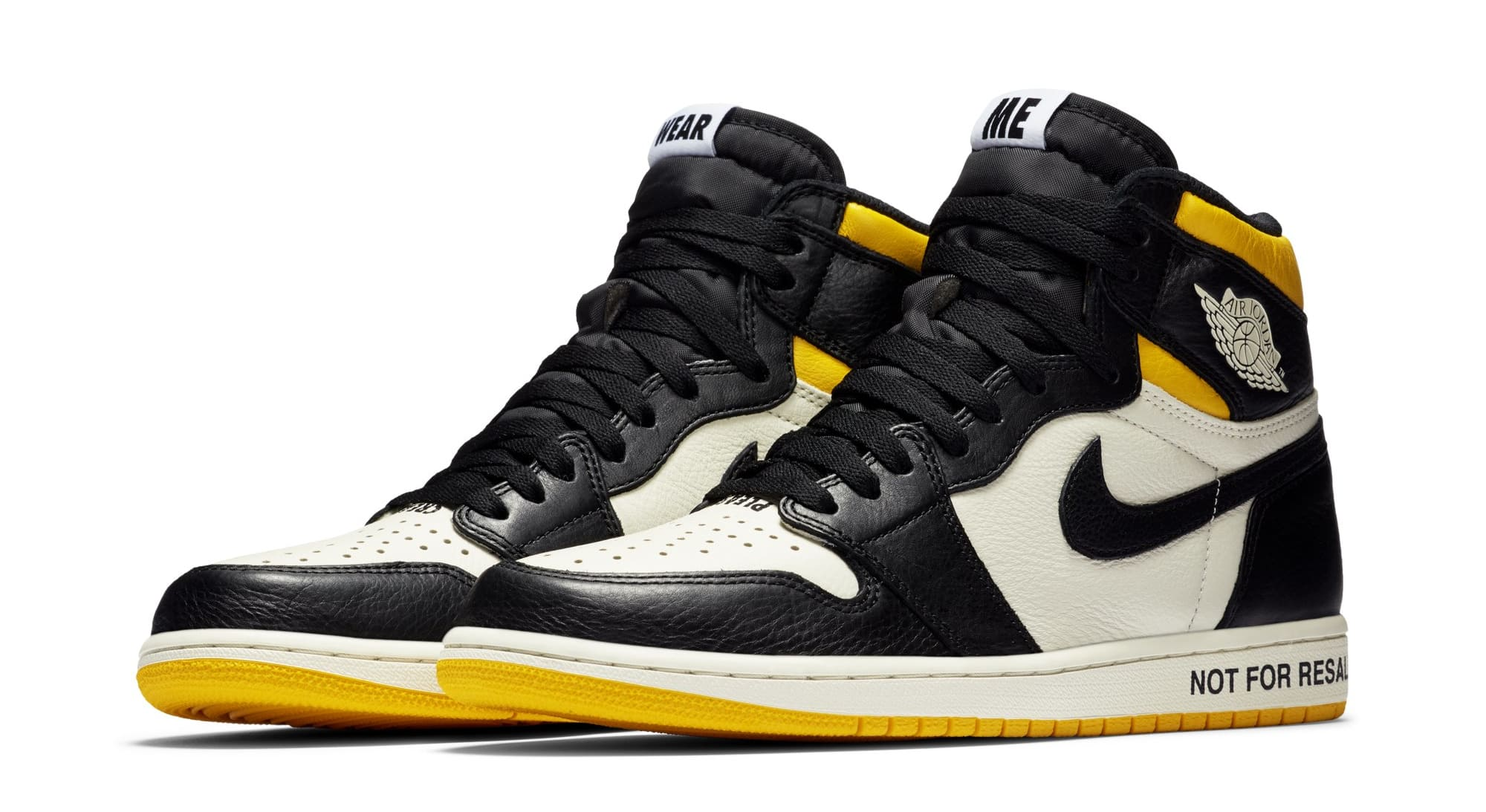 "The Varsity Maize ""No Ls"" Air Jordan 1 is Exclusive to Jordan's New Flagship Store"