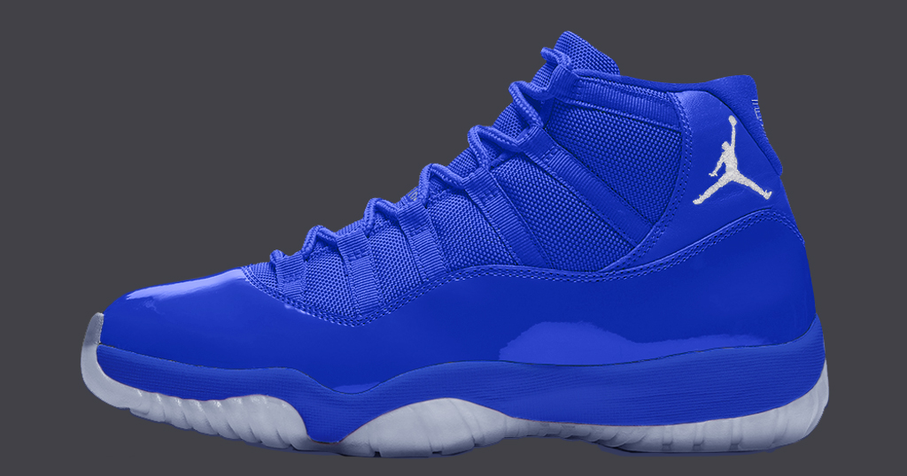 "Concept Lab // Air Jordan 11 ""Royal"""