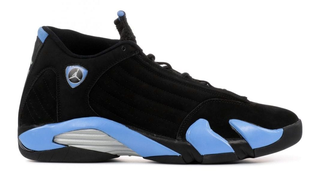 """The Black version of the """"UNC"""" Jordan 14 hasn t been seen for such a long  time 92e943c43b"""