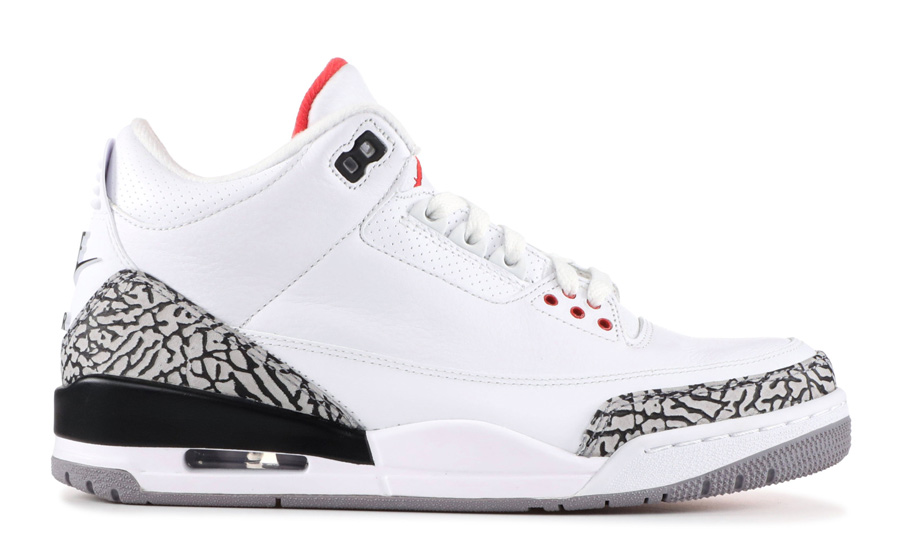 super popular 6e559 01373 The Air Jordan 3 wowed Mike enough to keep him on board with Nike after his  eyes were wandering from the Swoosh after a lackluster Air Jordan 2.
