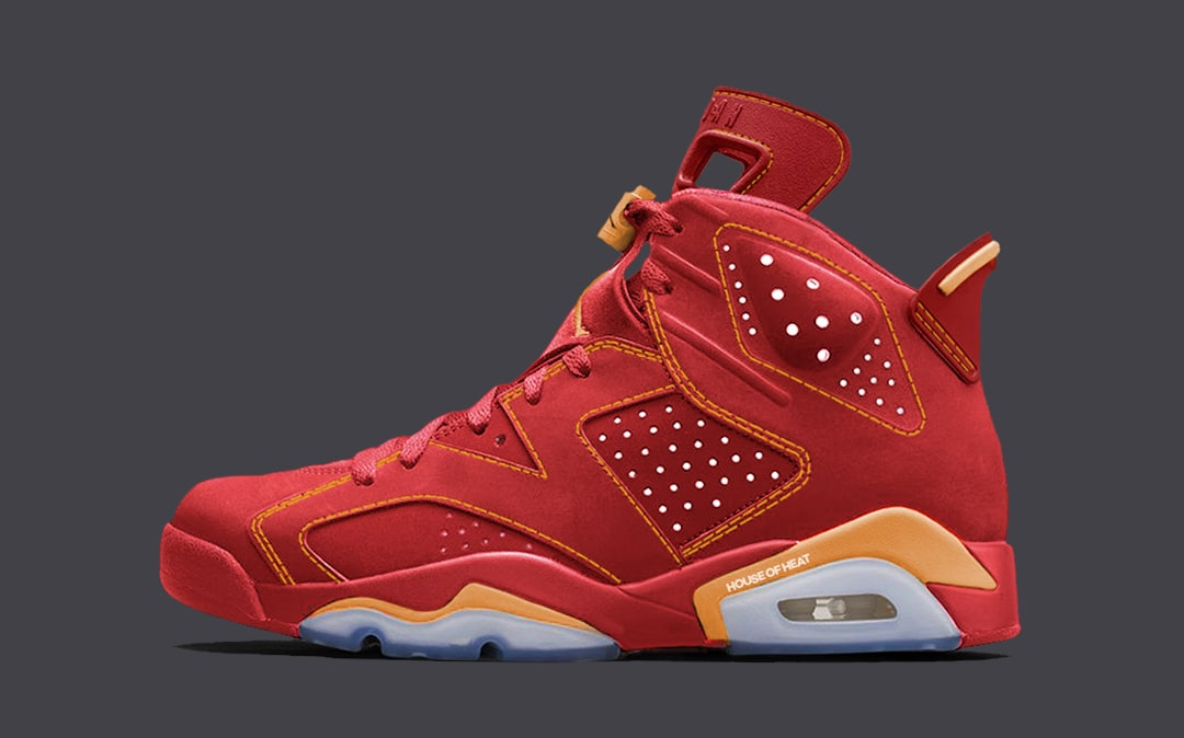 "Concept Lab // Air Jordan 6 ""Iron Man"""