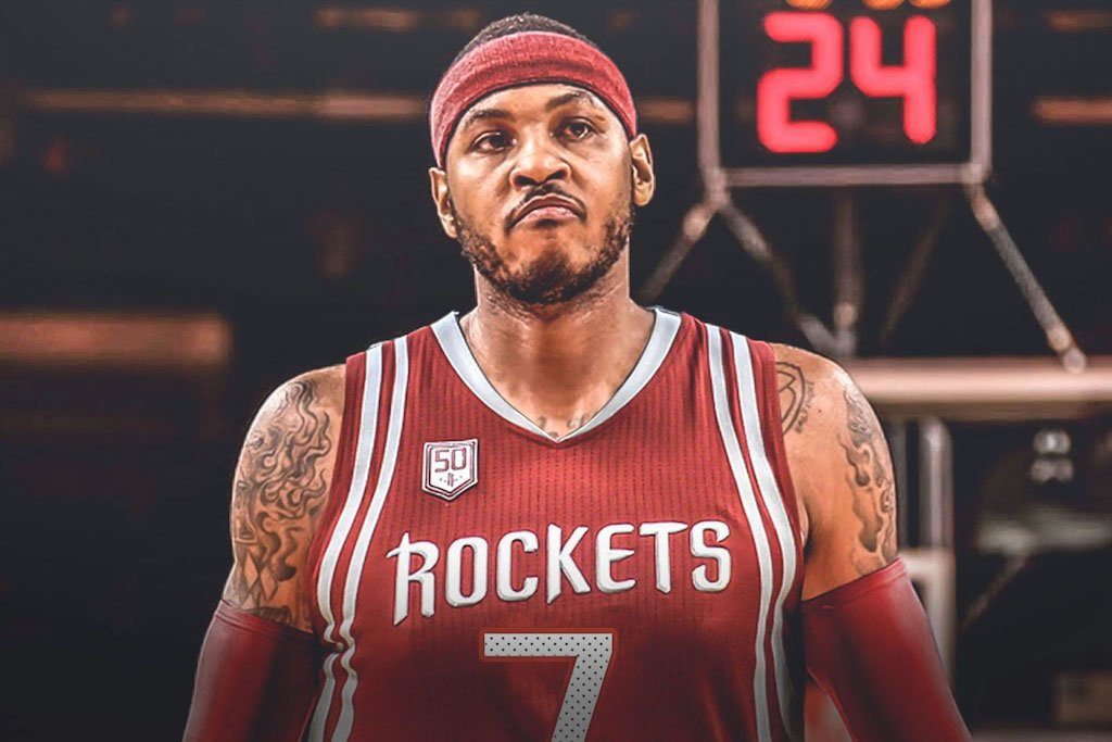 VIDEO // Carmelo Anthony Actually Apologizes for Hitting Open Jumper