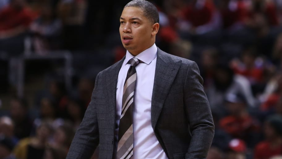 The Cavs' Reason for Firing Tyronn Lue is Absolute Garbage