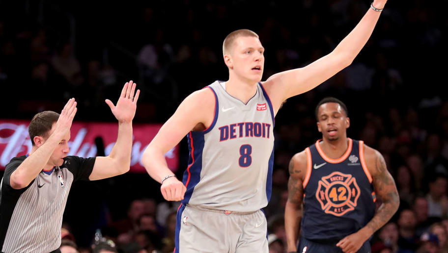 Pistons Decline Option on Former First-Round Pick Henry Ellenson