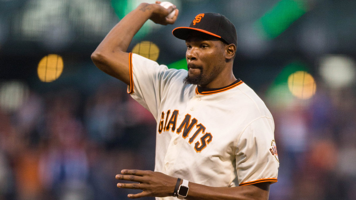 ESPN Gave Kevin Durant Baseball Stats by Accident in this Idiotic Graphic