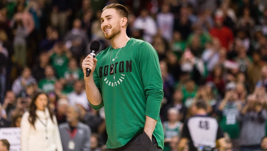 Gordon Hayward Really Just Auctioned Off Chance to Play Him in Fortnite