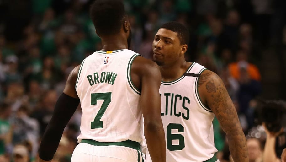 Jaylen Brown Just Provided More Evidence that Marcus Smart is Psychopathic