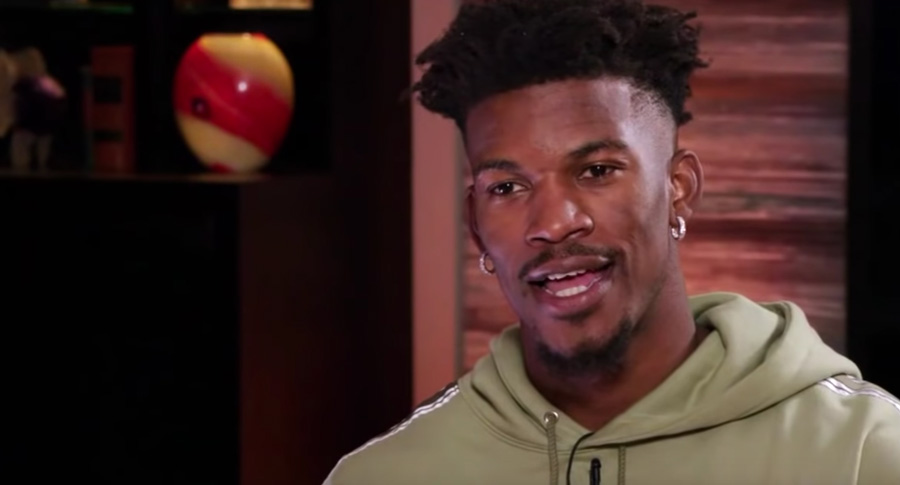 VIDEO // Jimmy Butler Speaks on Controversial Report About His Behavior at Practice