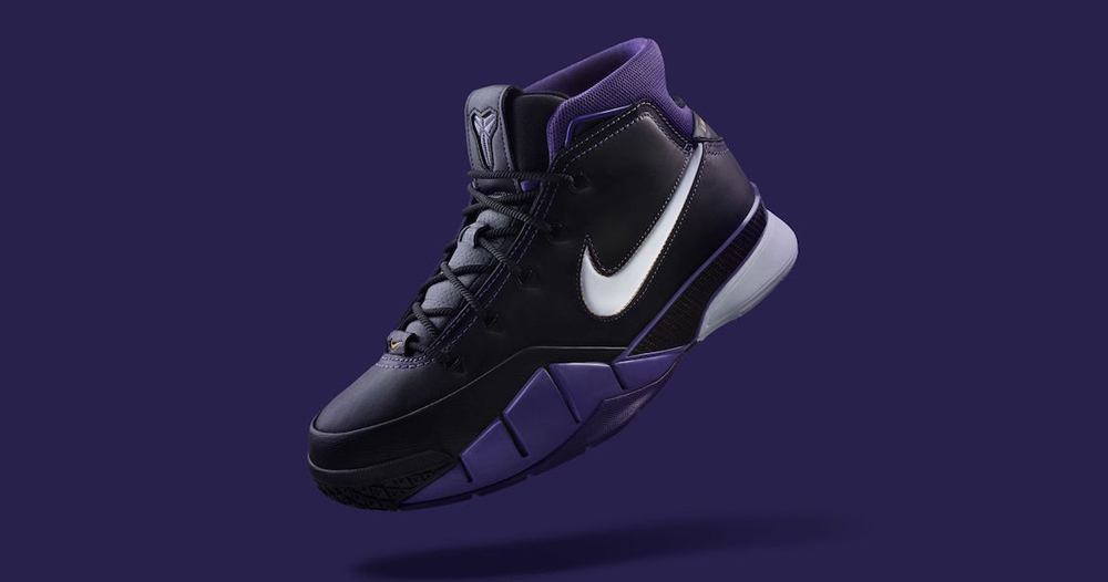 "The Nike Kobe 1 Protro ""Purple Reign"" Arrives Next Week!"
