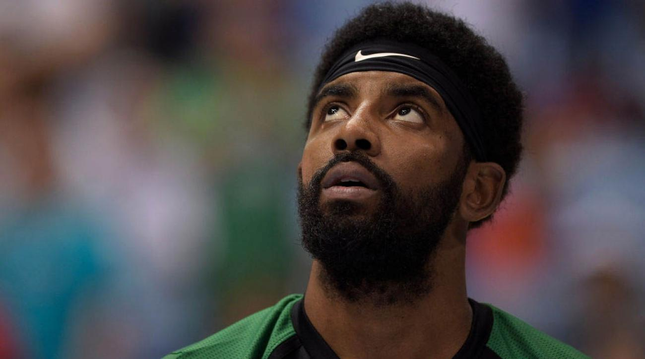 Kyrie Irving Apologizes for his Flat Earth Theorizing