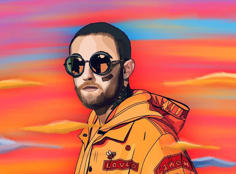 Travis Scott, Anderson Paak, John Mayer and More Front for Mac Miller Charity Concert