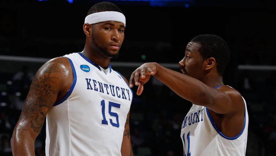 Boogie Cousins and John Wall's Rooming Situation at Kentucky Sounded Hilarious