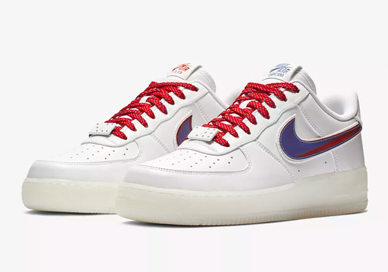 06a93254072 Nike Pay Homage to the People of the Dominican Republic With This Special Air  Force 1