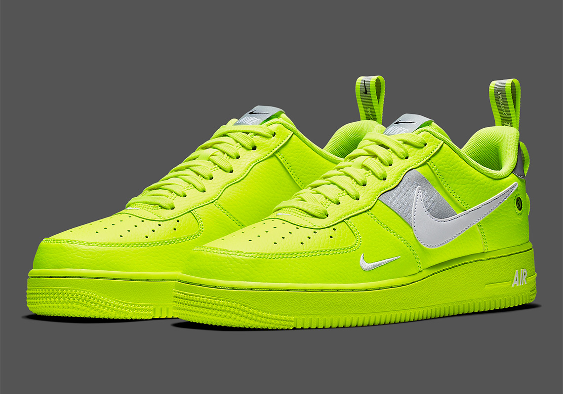 The Air Force 1 Utility Gets Charged up in Volt