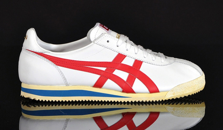 classic fit c407c 13263 The shoe that s influenced all of modern running came from the Onitsuka  Corsair.