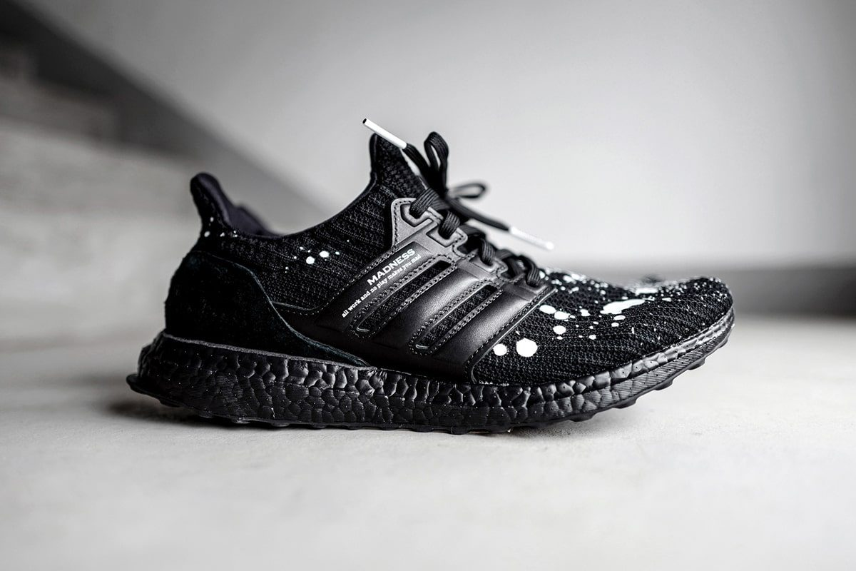 Detailed Looks at the MADNESS x adidas Ultra BOOST