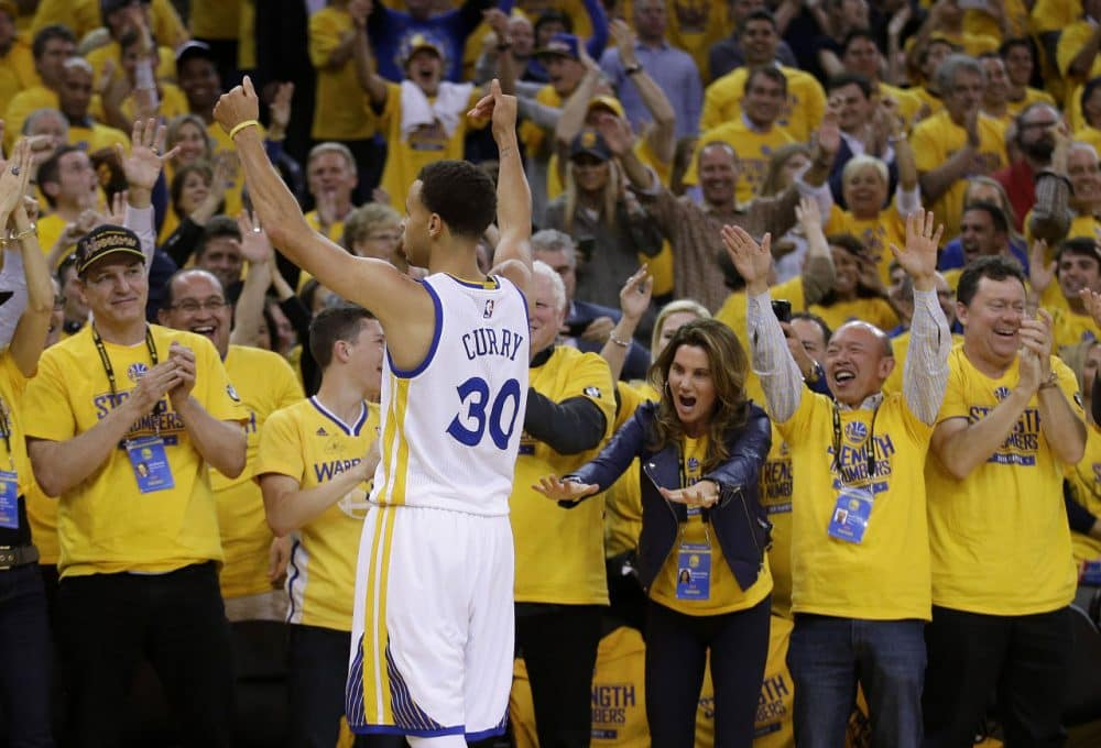 Warriors Ripping Off Fans With Monthly Tickets That Don't Even Let You See the Game