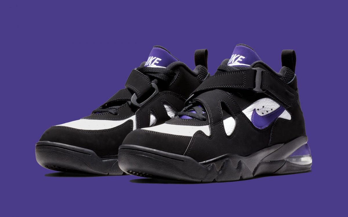 ec3802ae7a3cb Charles Barkley's OG Air Force Max is Back! - HOUSE OF HEAT ...