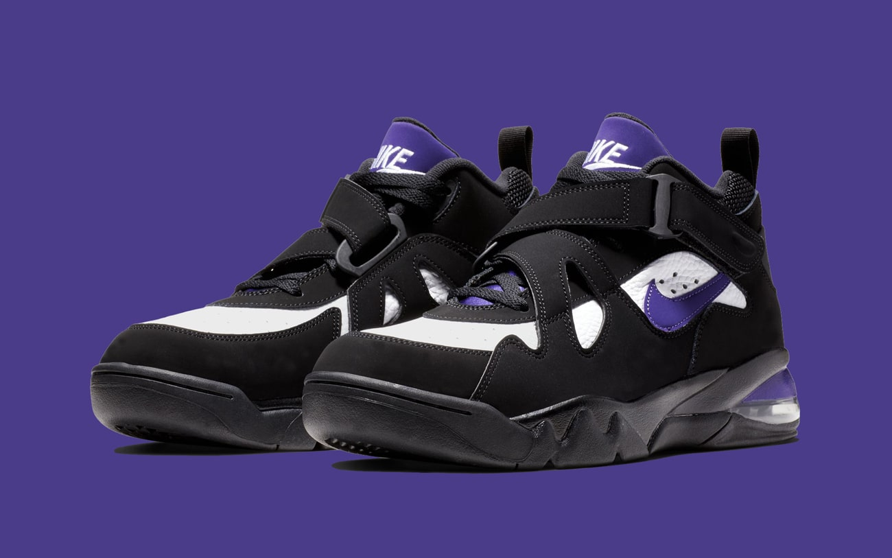Charles Barkley's OG Air Force Max is Back!   HOUSE OF HEAT