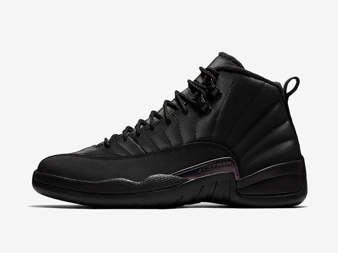 "Where to Buy Saturday's Air Jordan 12 ""Winterized"""