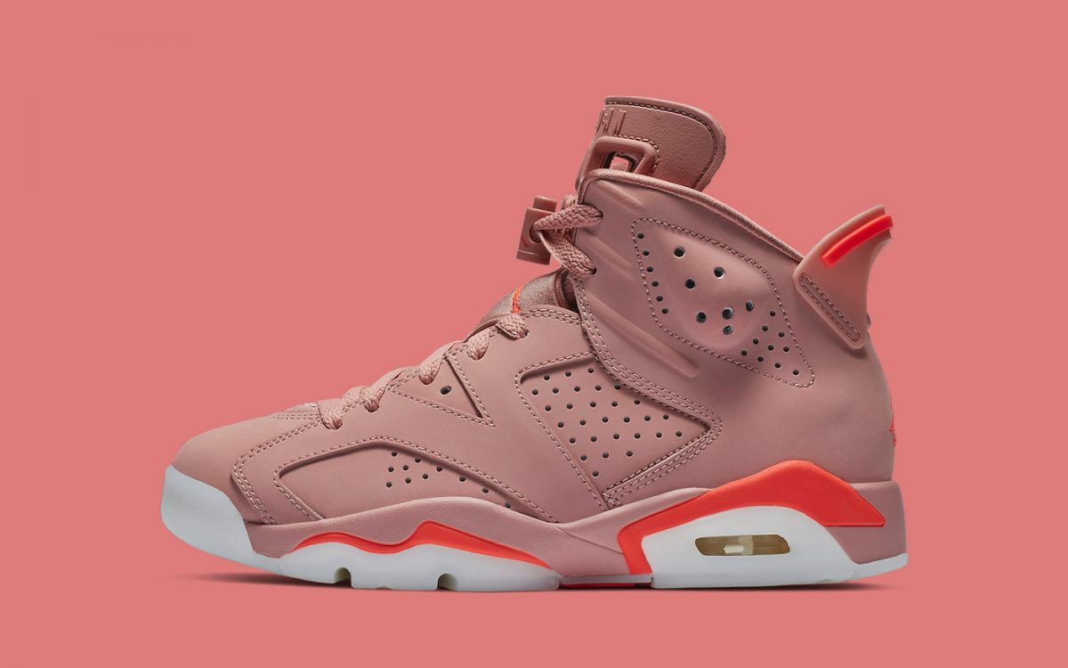 lowest price 8382b a17a8 Where to Buy Aleali May's Air Jordan 6 - HOUSE OF HEAT ...