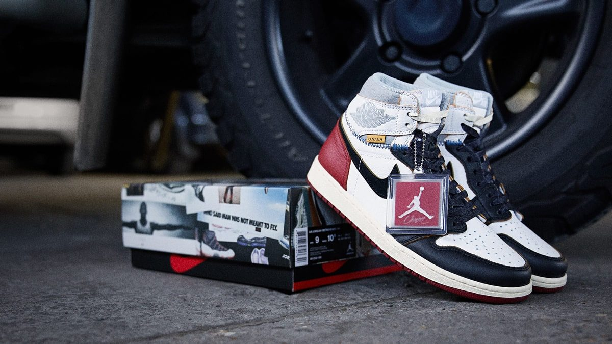 finest selection ad6ac f5d7b Where to Buy the Union x Air Jordan 1 - HOUSE OF HEAT ...